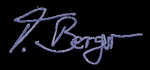Signature Torsten Berger